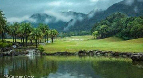 台湾桃园大溪高尔夫俱乐部