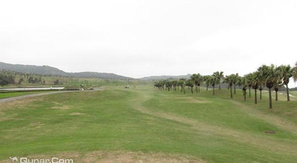 台湾八里国际高尔夫球场