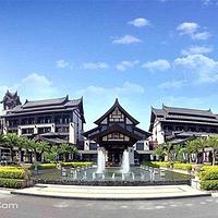 佛冈熹乐谷温泉度假酒店
