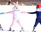 采薇庄园滑雪场