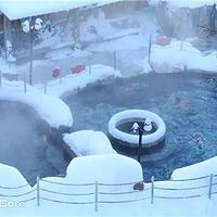 阿拉山温泉