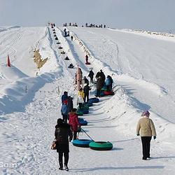 石河子将军山滑雪场