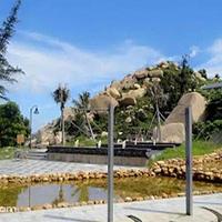 那琴半岛地质海洋公园