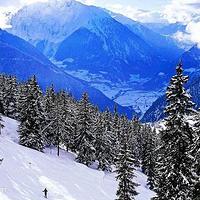 亚布力雪山滑雪场