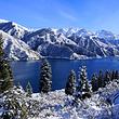 新疆天山天池冰雪大世界
