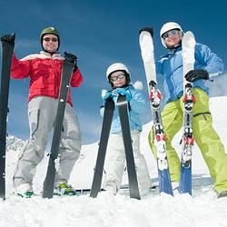 狼牙山滑雪场