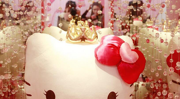 首尔HelloKitty CAFE
