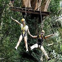 普吉岛Xtrem丛林探险园