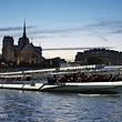塞纳河观光游船