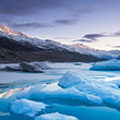 塔斯曼冰湖