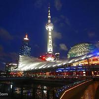 豪华浦江游船(东方明珠码头)