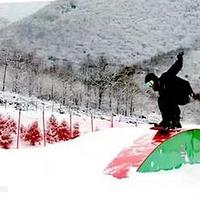 鳌山滑雪场