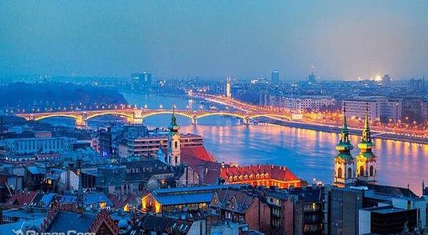 布达佩斯游船