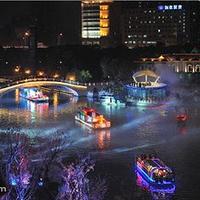 清名桥古运河游船(南禅寺码头)