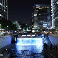 首尔清溪川