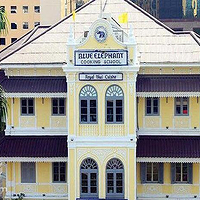 曼谷蓝象餐厅