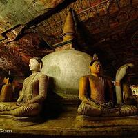 丹布勒石窟寺