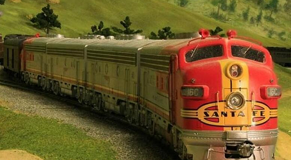 圣地亚哥铁路模型博物馆