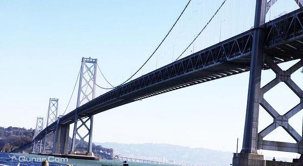 旧金山海湾大桥