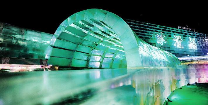 太阳岛冰雪艺术馆门票