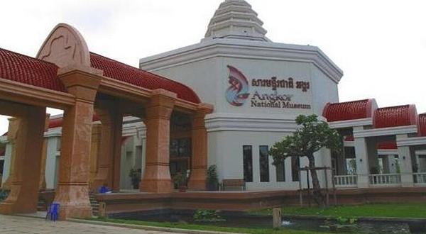 吴哥国家博物馆