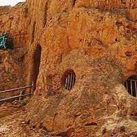 水洞沟藏兵洞