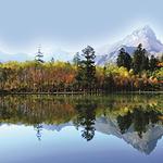官鹅沟国家森林公园