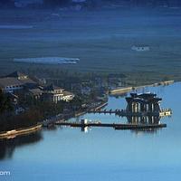 邛海泸山风景区