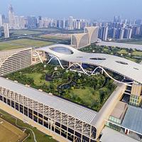 杭州国际博览中心(G20峰会体验馆)