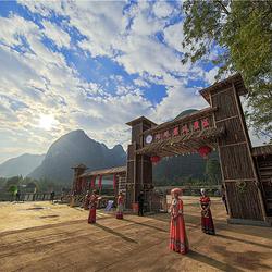 珍珠岩旅游风景区