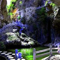 灵泉峡景区