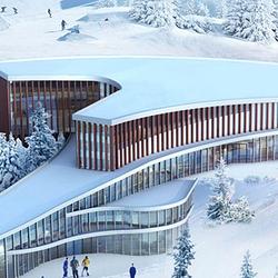 陇东滑雪场