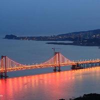 星海湾跨海大桥