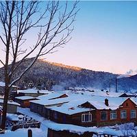 雪乡梦幻家园