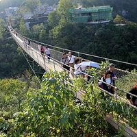 双龙镇巫山峡谷