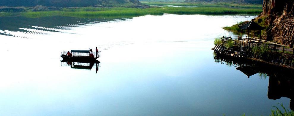 红山湖 水天一色,江南景观
