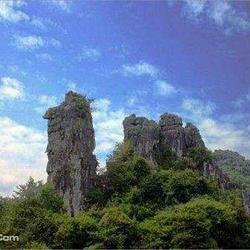 壹台山骆驼峰景区