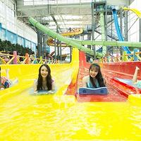 蚌埠热浪岛室内恒温水公园