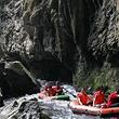 古龙山峡谷群漂流