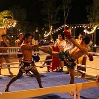 班各拉泰拳比赛