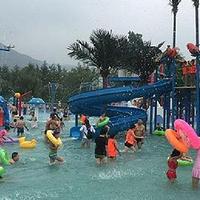 龙门崮风景区水上乐园