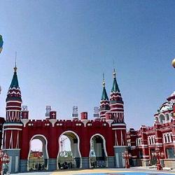 中俄边境旅游区