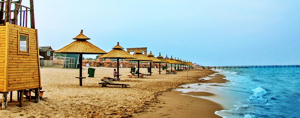 渔岛原生态沙滩浴场