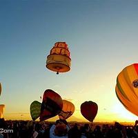 布城热气球