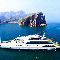 长岛海上巡航(大黑山岛)