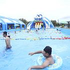 SOLOpro欢乐海岸椰林沙滩水上乐园