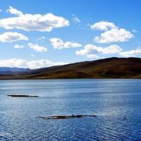 夏河达宗湖