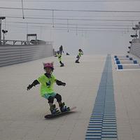 北京奥森17滑四季滑雪场