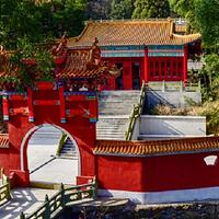 梅岭太阳谷景区