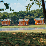 中山市三角镇迪茵湖休闲生态旅游度假区